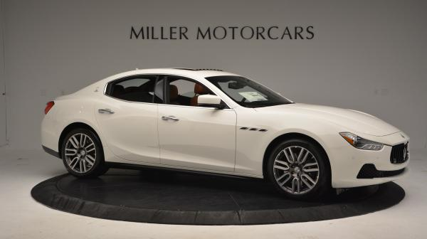 Used 2016 Maserati Ghibli S Q4 for sale Sold at Maserati of Greenwich in Greenwich CT 06830 11