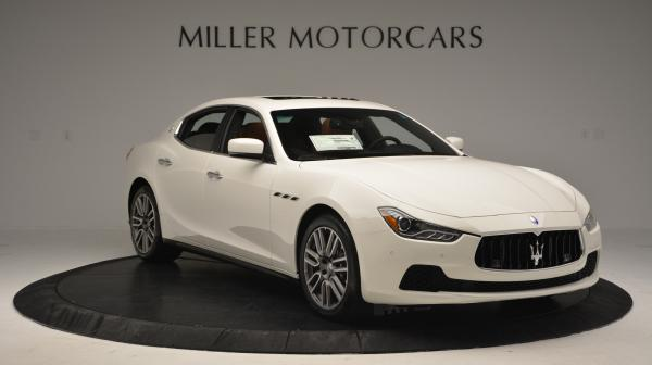 Used 2016 Maserati Ghibli S Q4 for sale Sold at Maserati of Greenwich in Greenwich CT 06830 12