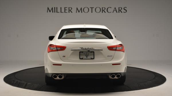 Used 2016 Maserati Ghibli S Q4 for sale Sold at Maserati of Greenwich in Greenwich CT 06830 7
