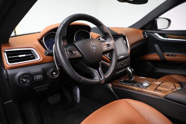 New 2018 Maserati Ghibli S Q4 for sale Sold at Maserati of Greenwich in Greenwich CT 06830 13