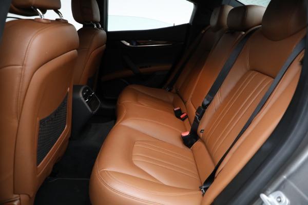 New 2018 Maserati Ghibli S Q4 for sale Sold at Maserati of Greenwich in Greenwich CT 06830 17