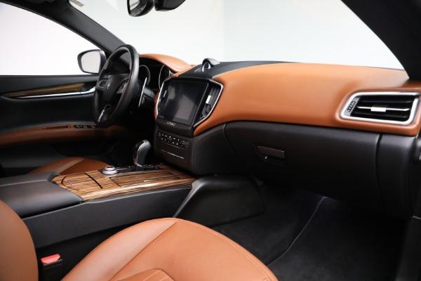 New 2018 Maserati Ghibli S Q4 for sale Sold at Maserati of Greenwich in Greenwich CT 06830 19