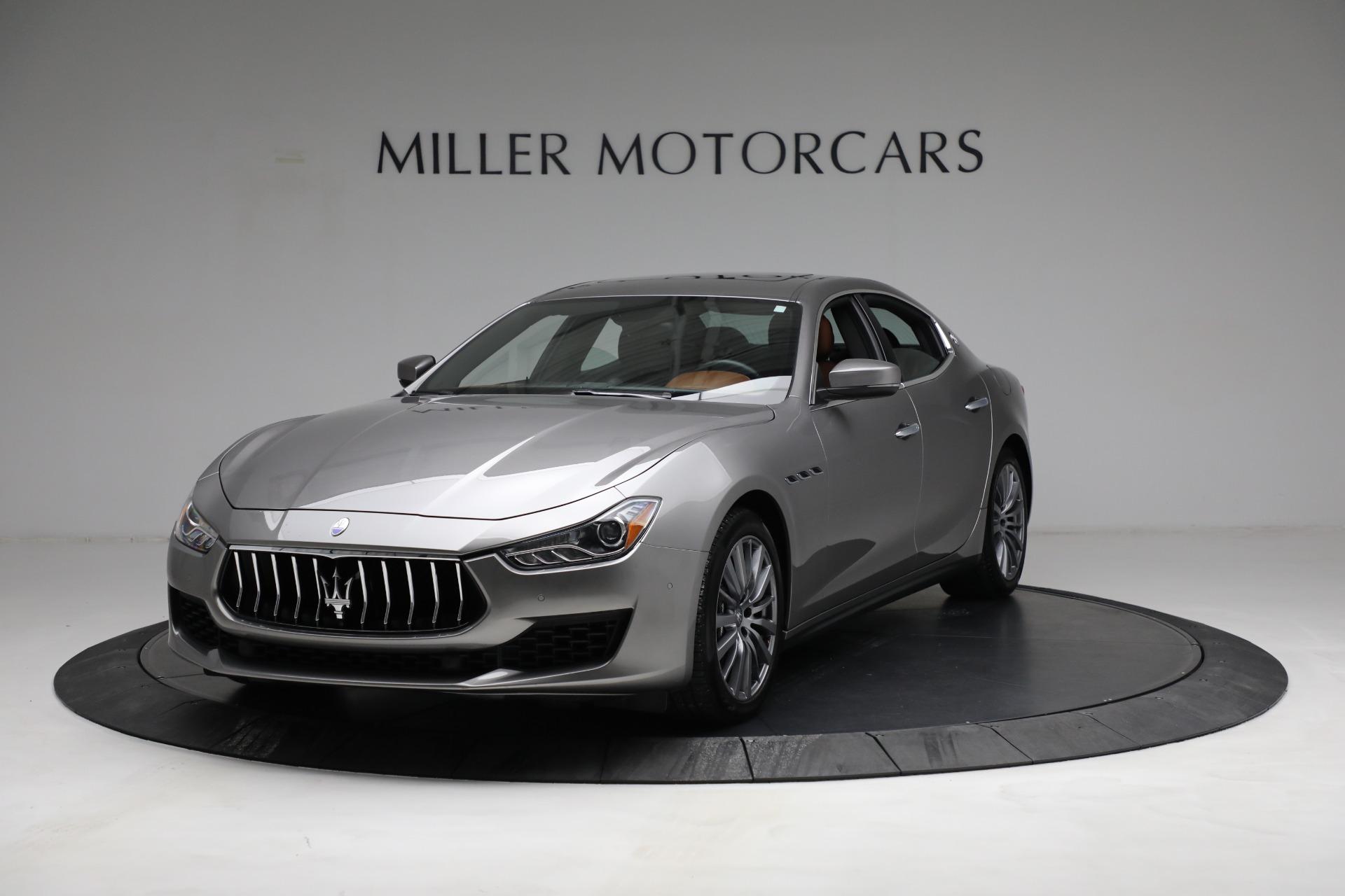 New 2018 Maserati Ghibli S Q4 for sale Sold at Maserati of Greenwich in Greenwich CT 06830 1