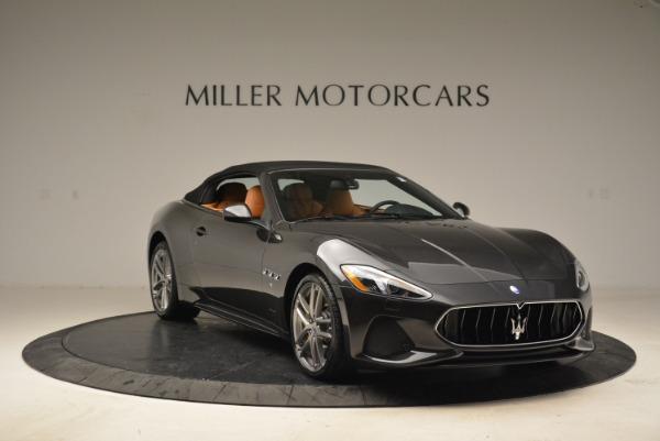 Used 2018 Maserati GranTurismo Sport Convertible for sale $92,995 at Maserati of Greenwich in Greenwich CT 06830 21