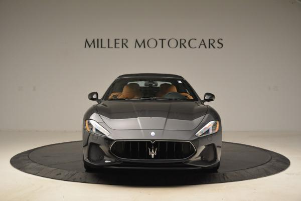 Used 2018 Maserati GranTurismo Sport Convertible for sale $92,995 at Maserati of Greenwich in Greenwich CT 06830 22