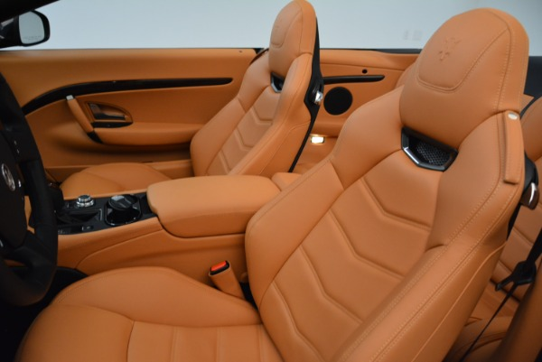 Used 2018 Maserati GranTurismo Sport Convertible for sale $92,995 at Maserati of Greenwich in Greenwich CT 06830 25