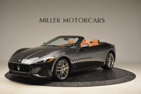 Used 2018 Maserati GranTurismo Sport Convertible for sale $92,995 at Maserati of Greenwich in Greenwich CT 06830 1