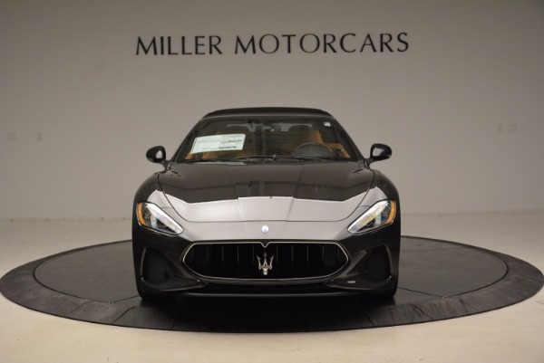 New 2018 Maserati GranTurismo Sport Convertible for sale Sold at Maserati of Greenwich in Greenwich CT 06830 12
