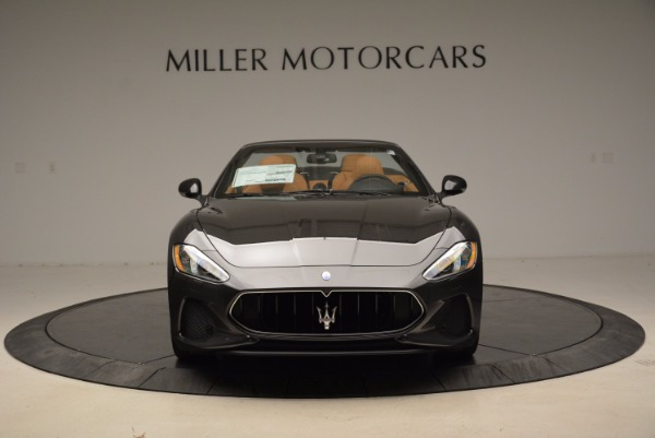 New 2018 Maserati GranTurismo Sport Convertible for sale Sold at Maserati of Greenwich in Greenwich CT 06830 24