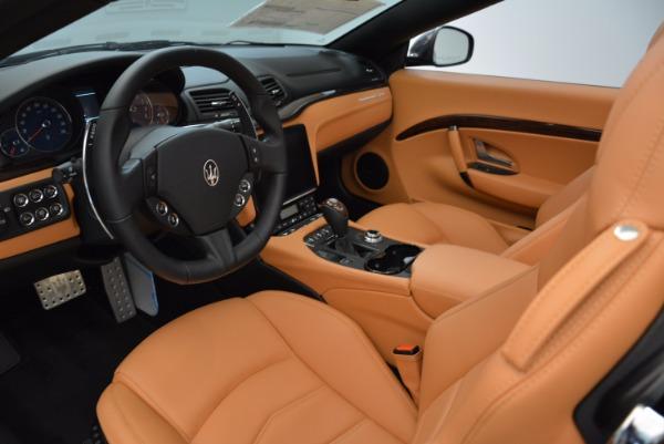 New 2018 Maserati GranTurismo Sport Convertible for sale Sold at Maserati of Greenwich in Greenwich CT 06830 26