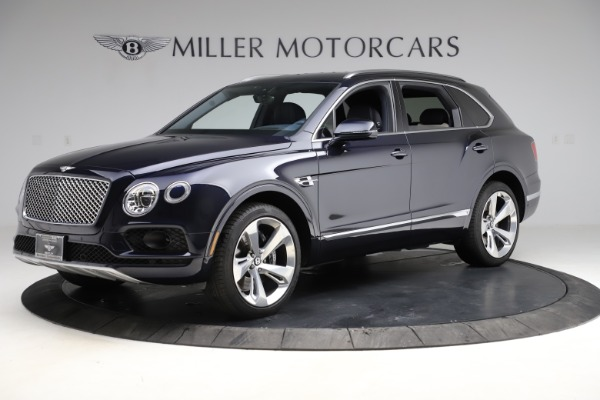 Used 2018 Bentley Bentayga W12 Signature for sale $154,900 at Maserati of Greenwich in Greenwich CT 06830 3