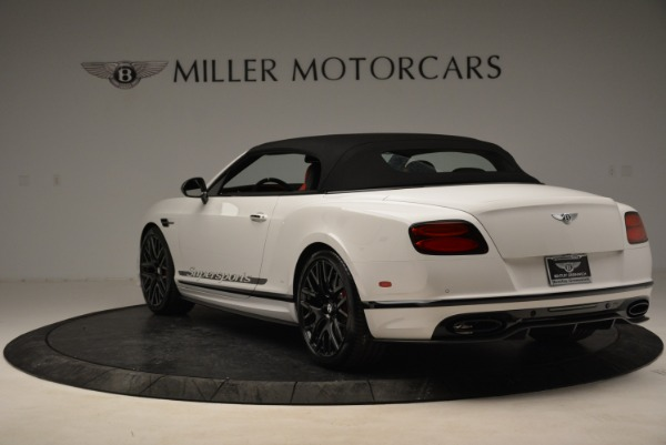 Used 2018 Bentley Continental GTC Supersports Convertible for sale Sold at Maserati of Greenwich in Greenwich CT 06830 15