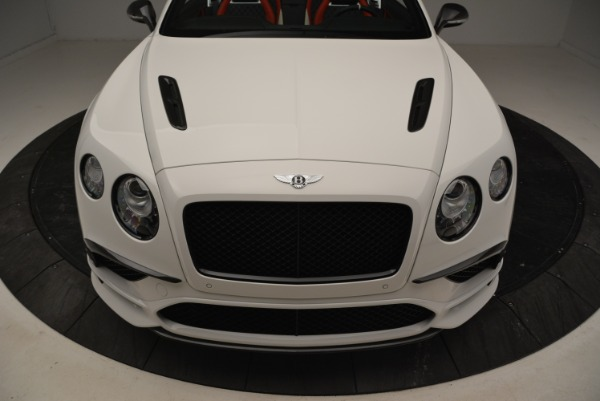 Used 2018 Bentley Continental GTC Supersports Convertible for sale Sold at Maserati of Greenwich in Greenwich CT 06830 20