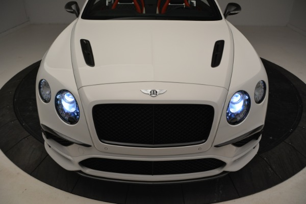 Used 2018 Bentley Continental GTC Supersports Convertible for sale Sold at Maserati of Greenwich in Greenwich CT 06830 21