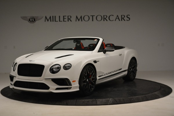 Used 2018 Bentley Continental GTC Supersports Convertible for sale Sold at Maserati of Greenwich in Greenwich CT 06830 1