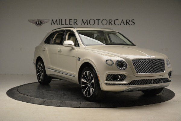 New 2018 Bentley Bentayga Signature for sale Sold at Maserati of Greenwich in Greenwich CT 06830 11