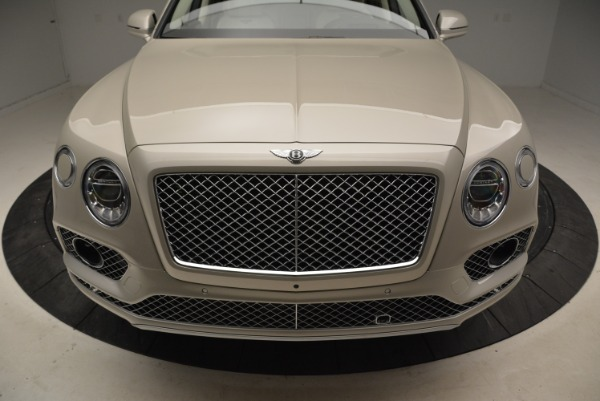 New 2018 Bentley Bentayga Signature for sale Sold at Maserati of Greenwich in Greenwich CT 06830 13