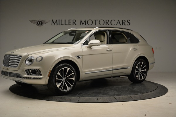New 2018 Bentley Bentayga Signature for sale Sold at Maserati of Greenwich in Greenwich CT 06830 2