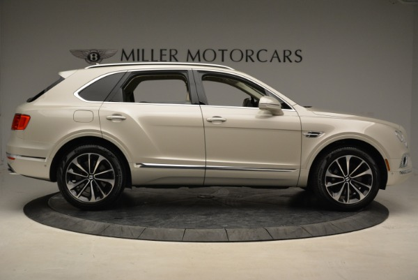 New 2018 Bentley Bentayga Signature for sale Sold at Maserati of Greenwich in Greenwich CT 06830 9