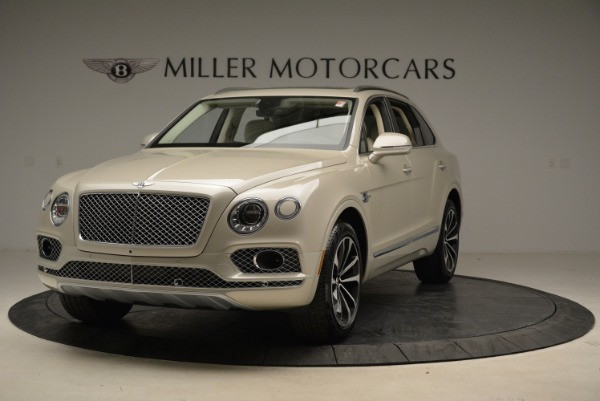 New 2018 Bentley Bentayga Signature for sale Sold at Maserati of Greenwich in Greenwich CT 06830 1