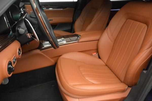 New 2016 Maserati Quattroporte S Q4 for sale Sold at Maserati of Greenwich in Greenwich CT 06830 15