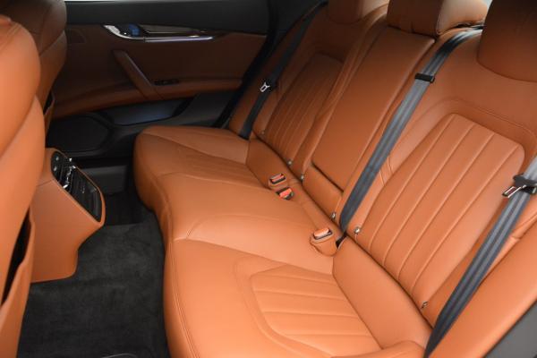 New 2016 Maserati Quattroporte S Q4 for sale Sold at Maserati of Greenwich in Greenwich CT 06830 18