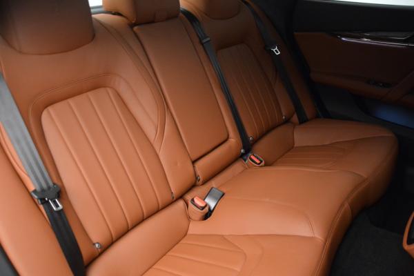 New 2016 Maserati Quattroporte S Q4 for sale Sold at Maserati of Greenwich in Greenwich CT 06830 25