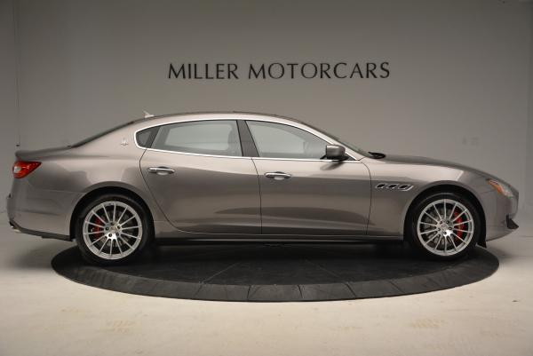New 2016 Maserati Quattroporte S Q4 for sale Sold at Maserati of Greenwich in Greenwich CT 06830 12