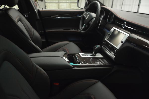 New 2016 Maserati Quattroporte S Q4 for sale Sold at Maserati of Greenwich in Greenwich CT 06830 20
