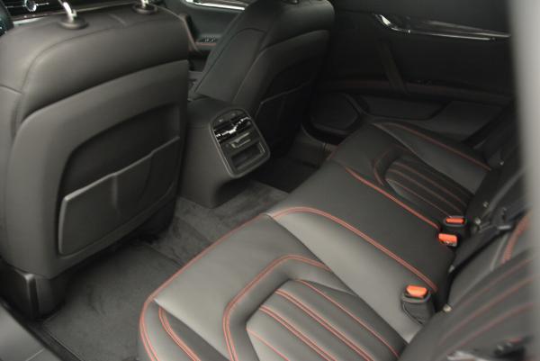 New 2016 Maserati Quattroporte S Q4 for sale Sold at Maserati of Greenwich in Greenwich CT 06830 24