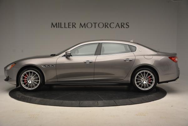 New 2016 Maserati Quattroporte S Q4 for sale Sold at Maserati of Greenwich in Greenwich CT 06830 5