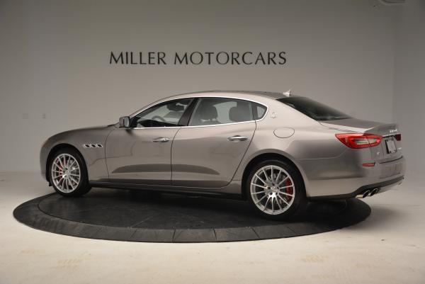 New 2016 Maserati Quattroporte S Q4 for sale Sold at Maserati of Greenwich in Greenwich CT 06830 6