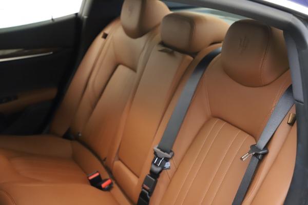 Used 2018 Maserati Ghibli S Q4 for sale $53,900 at Maserati of Greenwich in Greenwich CT 06830 20