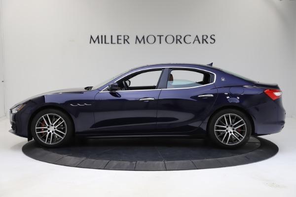 Used 2018 Maserati Ghibli S Q4 for sale $53,900 at Maserati of Greenwich in Greenwich CT 06830 3