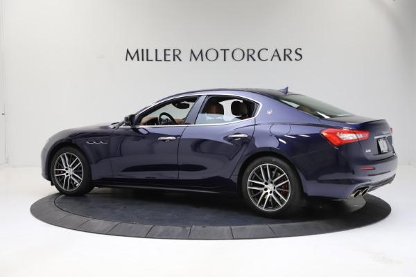 Used 2018 Maserati Ghibli S Q4 for sale $53,900 at Maserati of Greenwich in Greenwich CT 06830 4