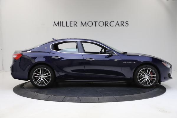 Used 2018 Maserati Ghibli S Q4 for sale $53,900 at Maserati of Greenwich in Greenwich CT 06830 9