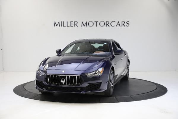 Used 2018 Maserati Ghibli S Q4 for sale $53,900 at Maserati of Greenwich in Greenwich CT 06830 1