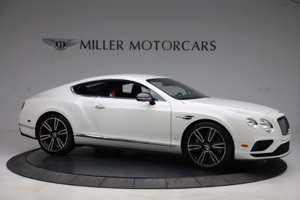 Used 2016 Bentley Continental GT V8 S for sale Sold at Maserati of Greenwich in Greenwich CT 06830 10