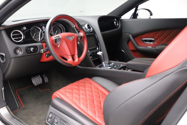 Used 2016 Bentley Continental GT V8 S for sale Sold at Maserati of Greenwich in Greenwich CT 06830 17