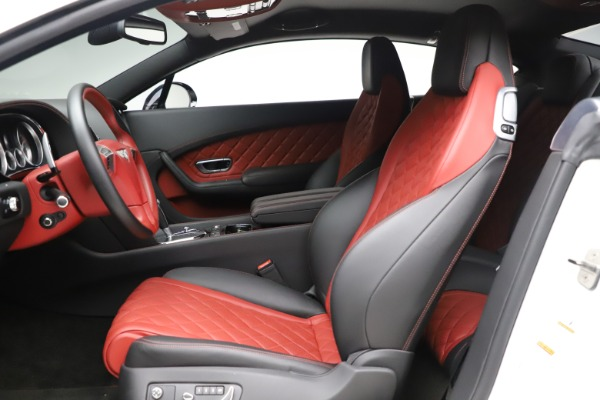 Used 2016 Bentley Continental GT V8 S for sale Sold at Maserati of Greenwich in Greenwich CT 06830 18