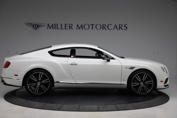 Used 2016 Bentley Continental GT V8 S for sale Sold at Maserati of Greenwich in Greenwich CT 06830 9
