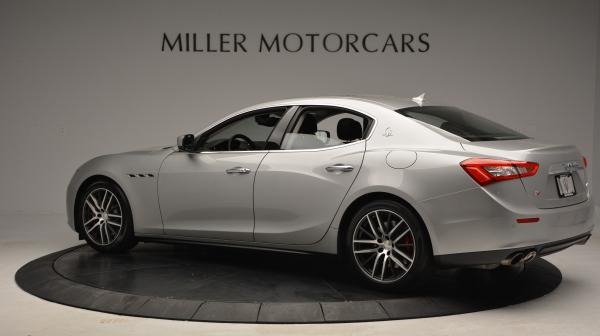 New 2016 Maserati Ghibli S Q4 for sale Sold at Maserati of Greenwich in Greenwich CT 06830 4