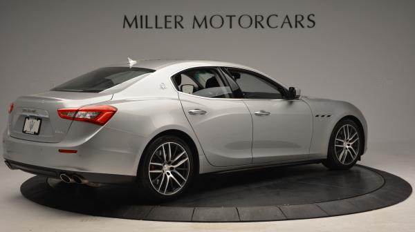 New 2016 Maserati Ghibli S Q4 for sale Sold at Maserati of Greenwich in Greenwich CT 06830 8