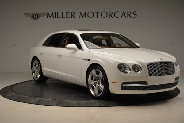 Used 2014 Bentley Flying Spur W12 for sale Sold at Maserati of Greenwich in Greenwich CT 06830 11