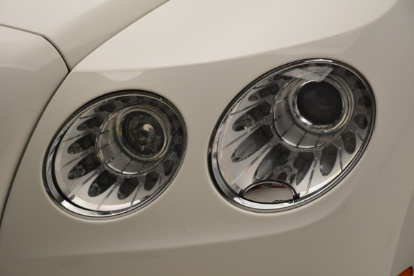 Used 2014 Bentley Flying Spur W12 for sale Sold at Maserati of Greenwich in Greenwich CT 06830 15