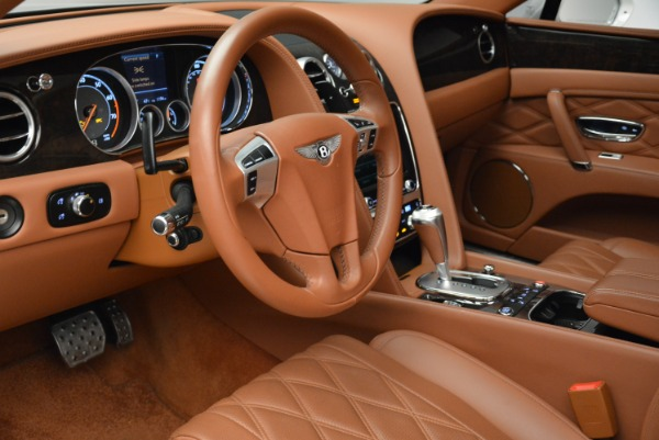 Used 2014 Bentley Flying Spur W12 for sale Sold at Maserati of Greenwich in Greenwich CT 06830 22