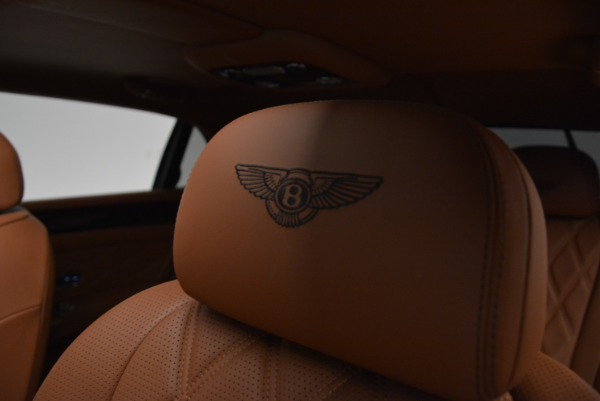 Used 2014 Bentley Flying Spur W12 for sale Sold at Maserati of Greenwich in Greenwich CT 06830 25