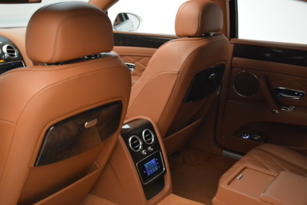Used 2014 Bentley Flying Spur W12 for sale Sold at Maserati of Greenwich in Greenwich CT 06830 27