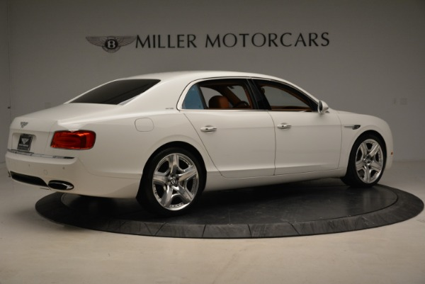 Used 2014 Bentley Flying Spur W12 for sale Sold at Maserati of Greenwich in Greenwich CT 06830 8