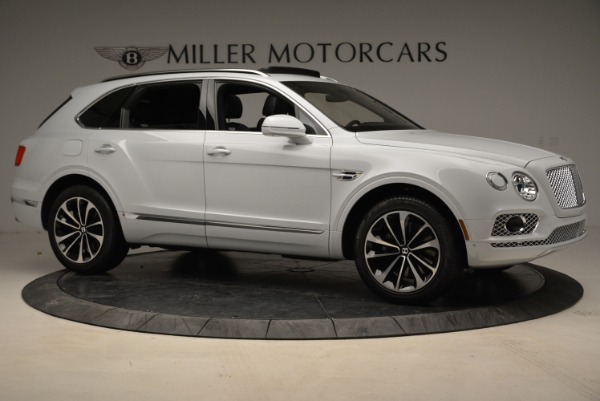 Used 2017 Bentley Bentayga for sale Sold at Maserati of Greenwich in Greenwich CT 06830 10